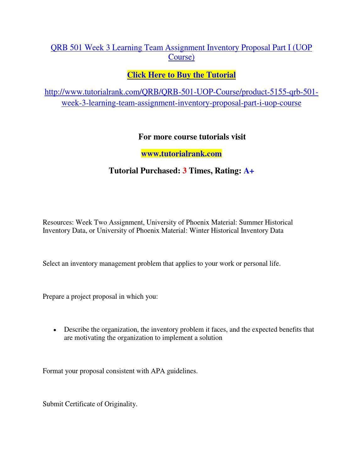 IT215 Week 6 Inventory Program Part 3