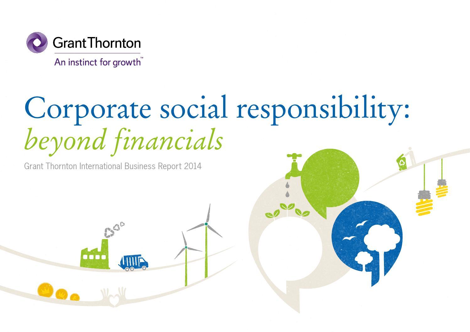 International business report (IBR)