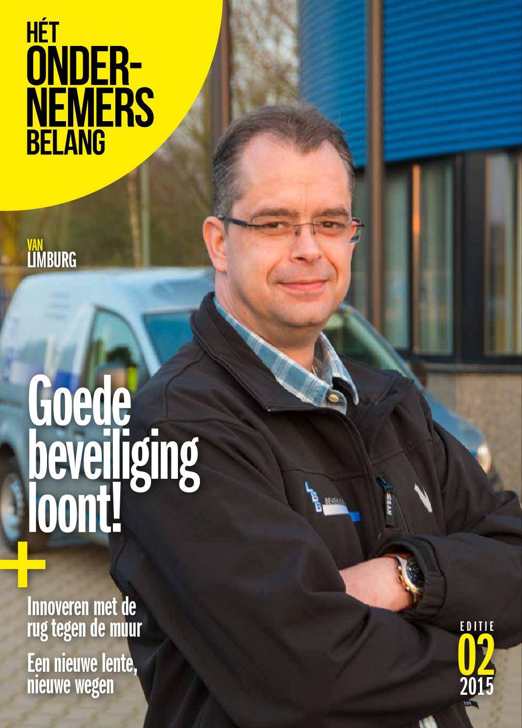 Het Ondernemersbelang Limburg Zuid 2-2015 by Uitgeverij Novema - issuu