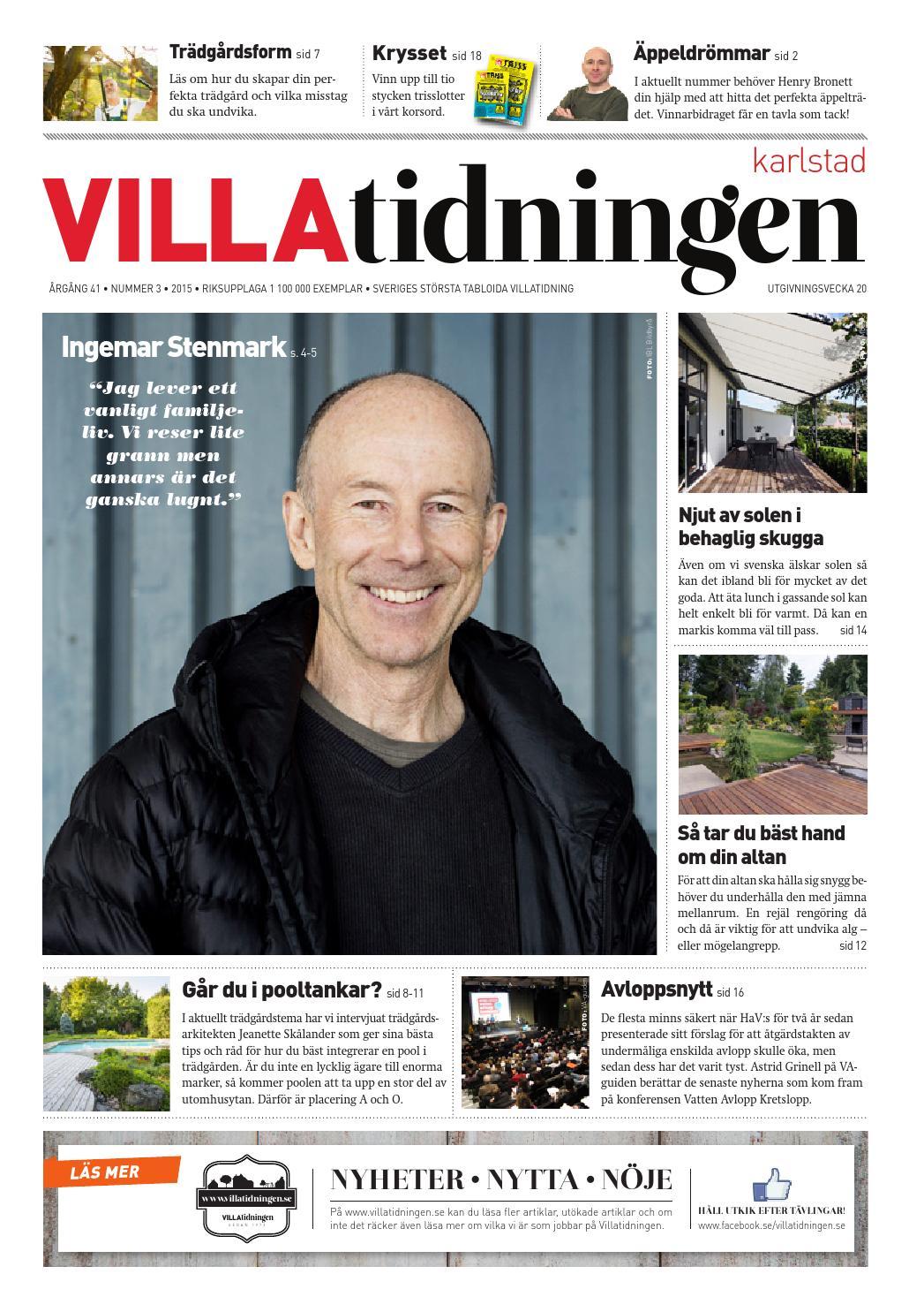 Karlstad #3 by villatidningen   issuu