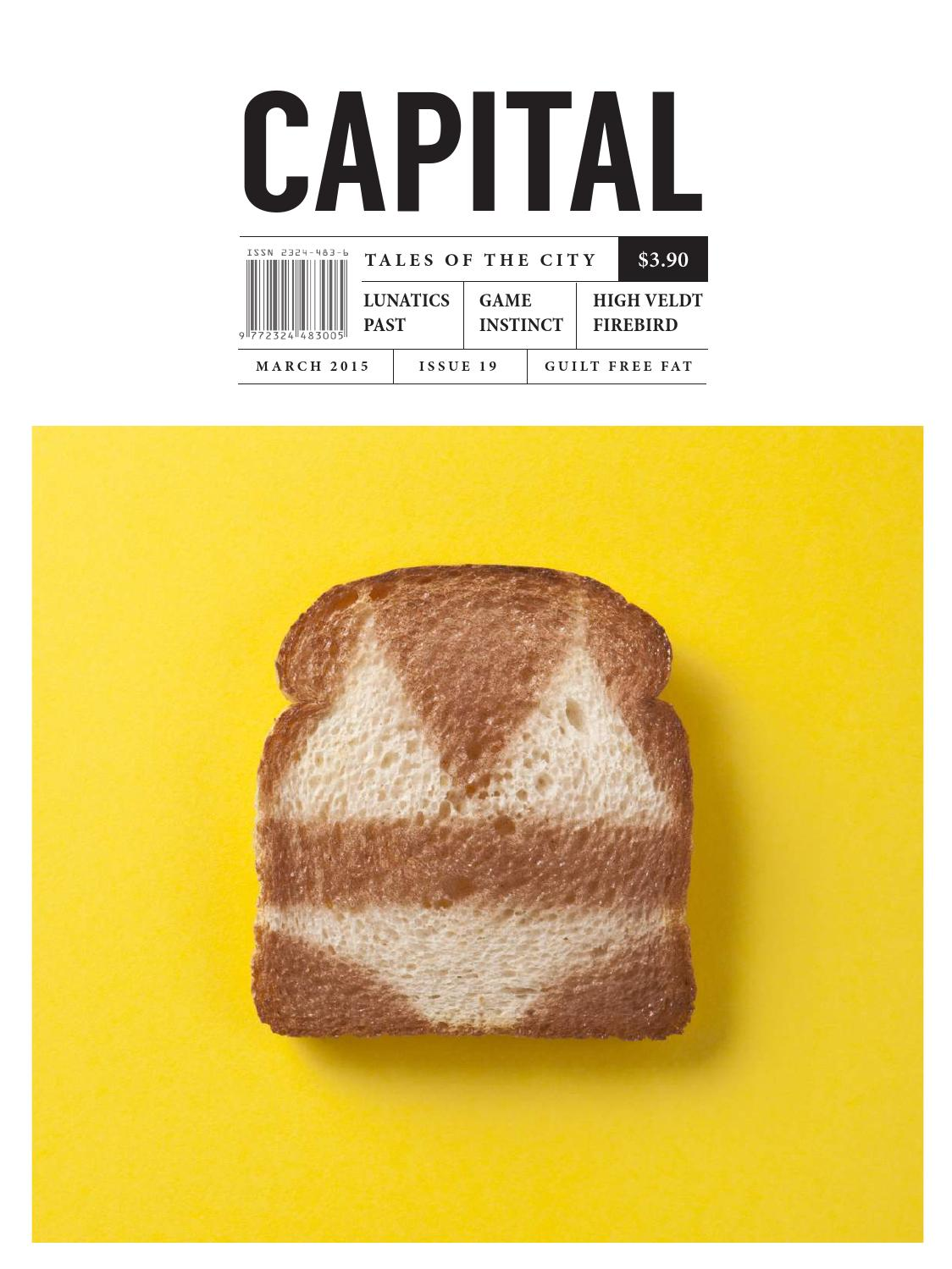 Capital 19 by capital issuu for Design art magazine