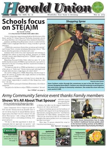 Herald Union, May 21, 2015