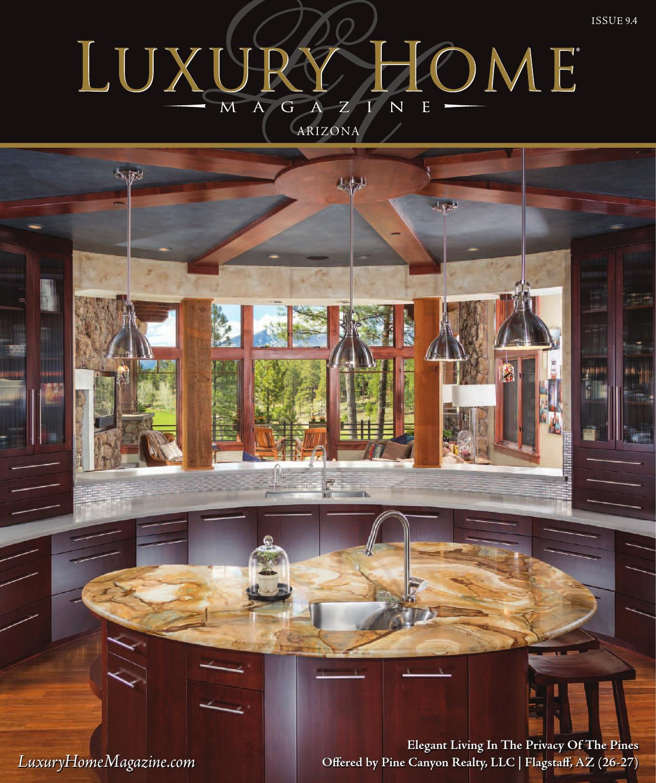 luxury home magazine arizona issue 9 4 by luxury home magazine issuu. Black Bedroom Furniture Sets. Home Design Ideas