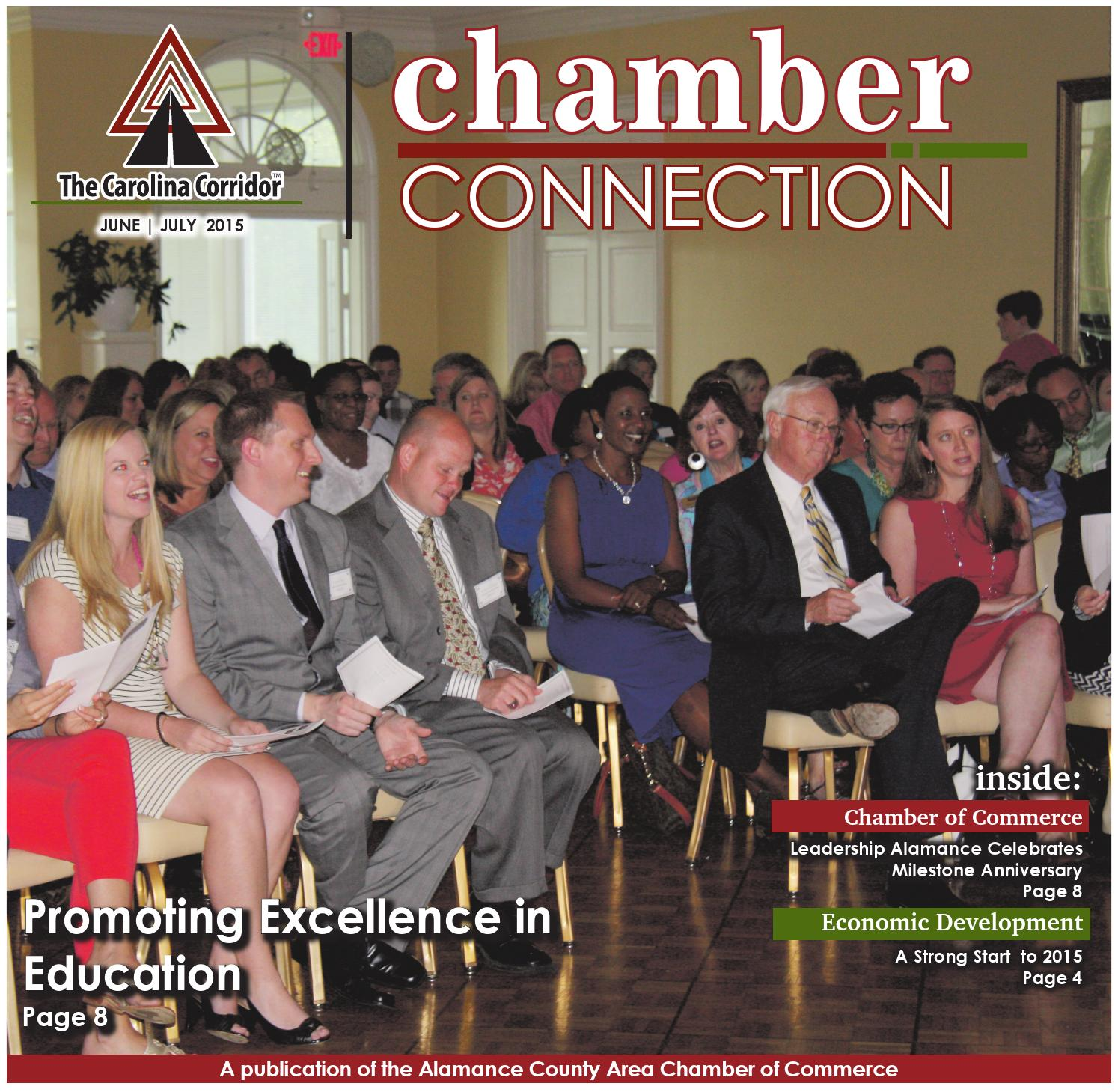 chamber connection by alamance county area chamber of chamber connection by alamance county area chamber of commerce issuu