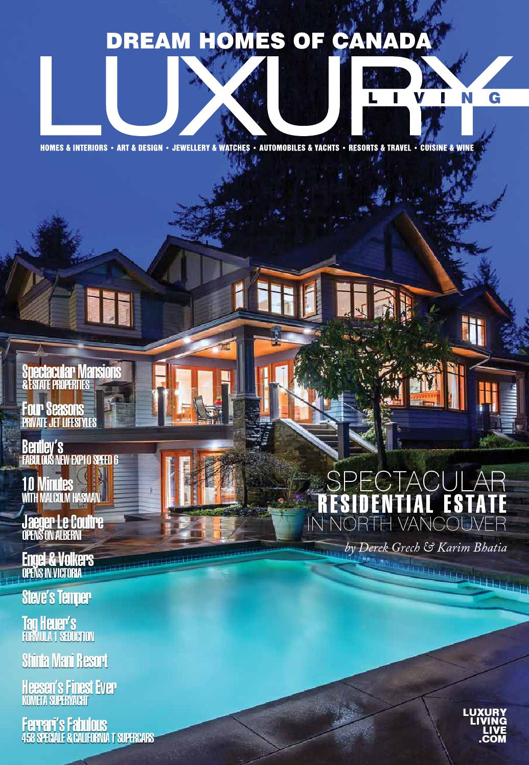 Dream Homes Magazine Vancouver