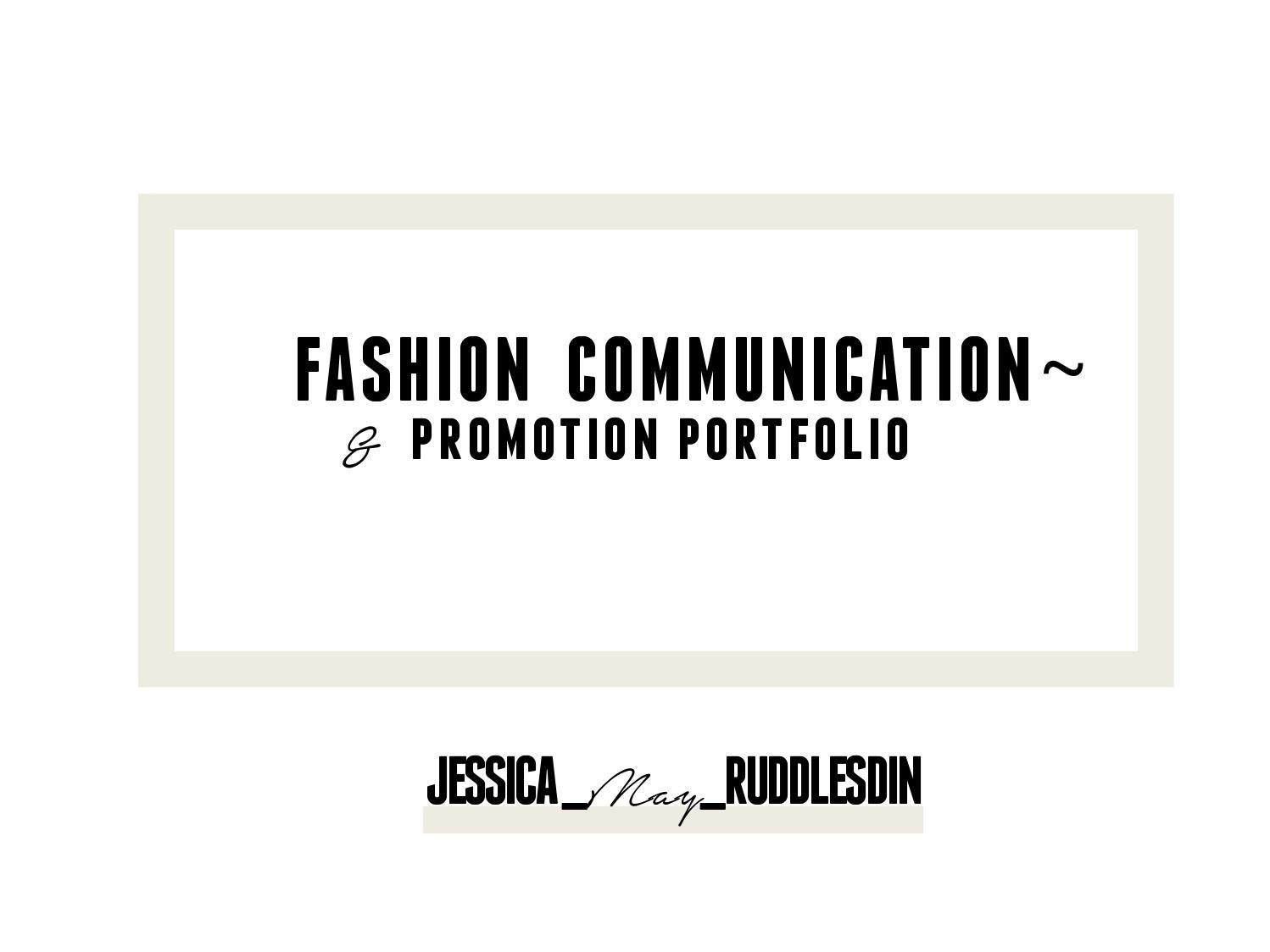 communication portfolio The term communications portfolio, while placing emphasis on the child's communication, describes much more it is a valuable tool to share a wealth of information in a very accessible and meaningful way.