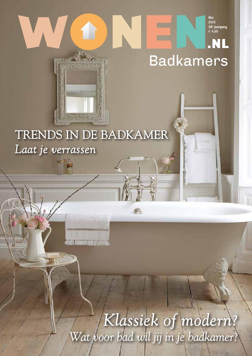 Badkamers by wonen media issuu - Outs badkamer m ...