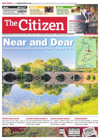 The Citizen - May 28, 2015