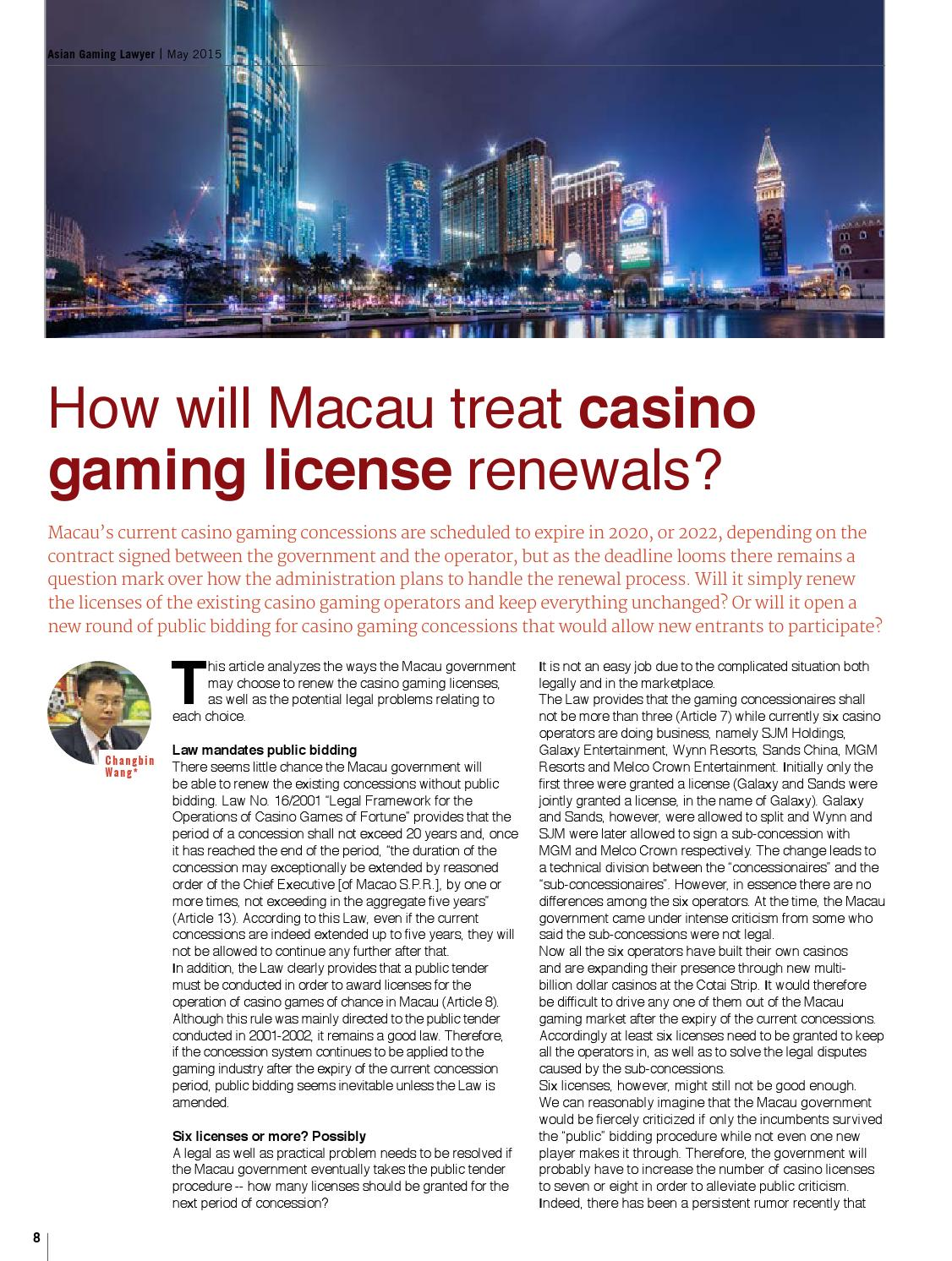 International masters of gambling law san manuel casino buffet
