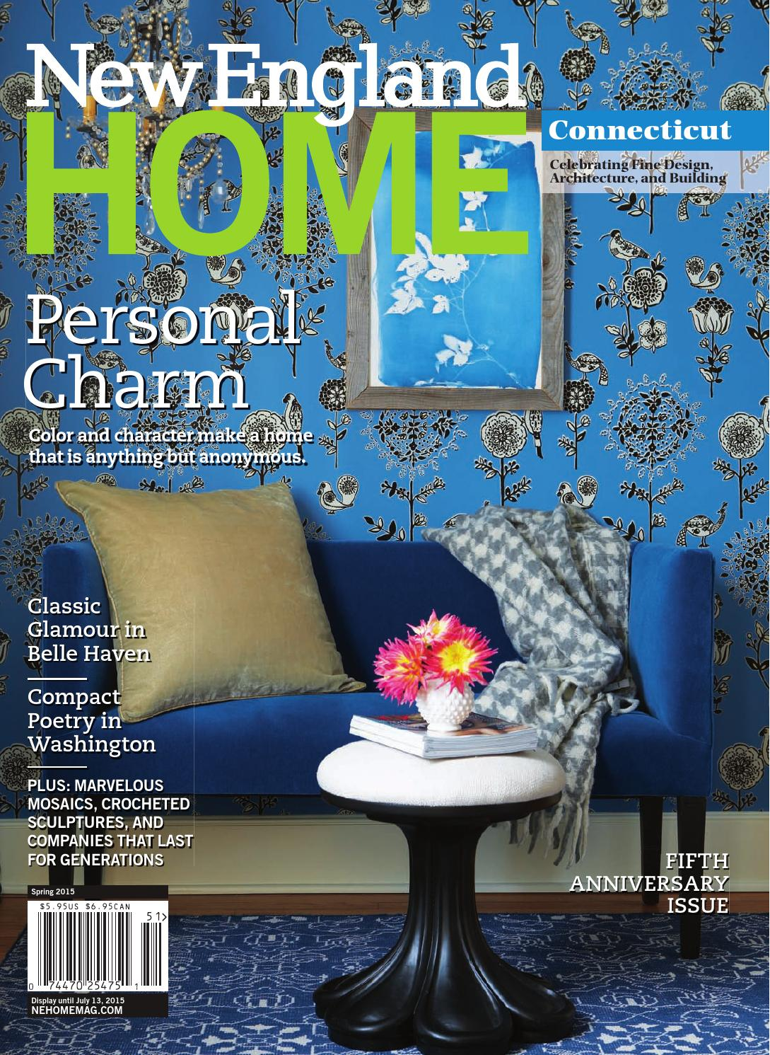 Connecticut fall 2014 by new england home magazine llc   issuu