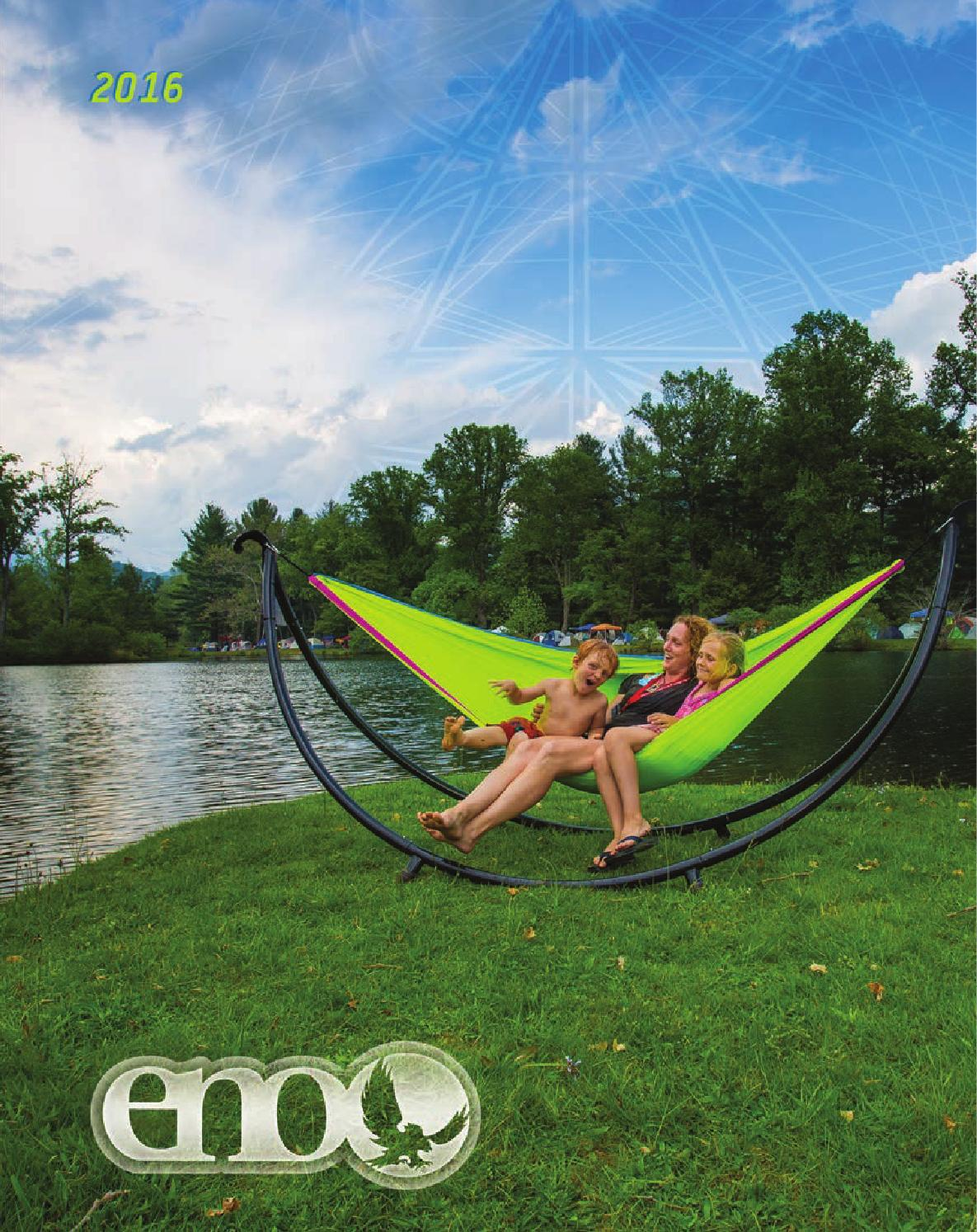 Eno 2016 Catalog By Eagles Nest Outfitters Issuu