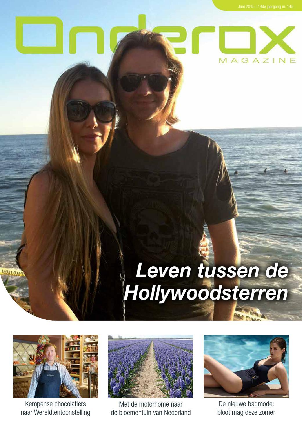 Onderox Juli 2015 by De Heuvel Uitgeverij - issuu