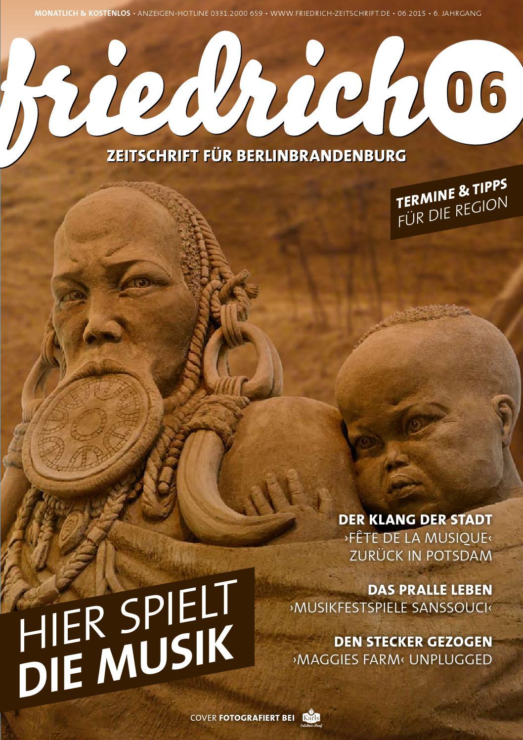 friedrich zeitschrift f r berlinbrandenburg by fzbbmedia gmbh issuu. Black Bedroom Furniture Sets. Home Design Ideas