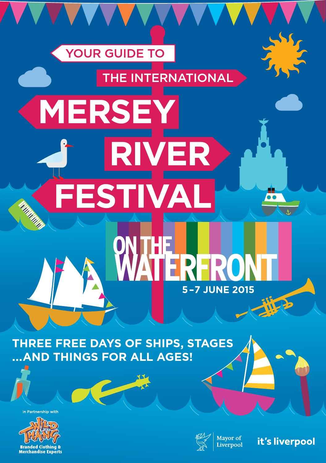 Waterfront Home Plans International Mersey River Festival By Culture Liverpool