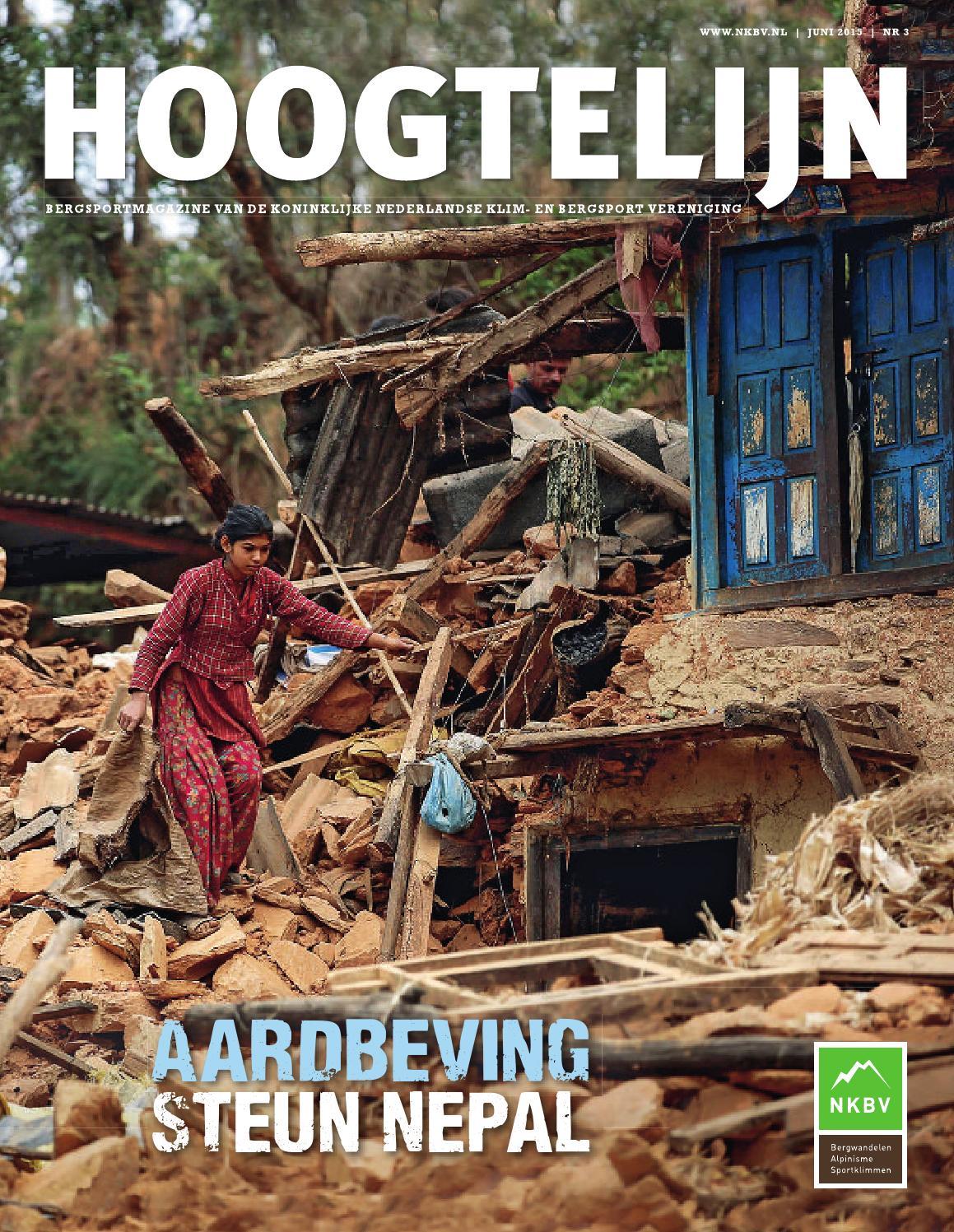 Hoogtelijn 5/2016 by Koninklijke NKBV - issuu