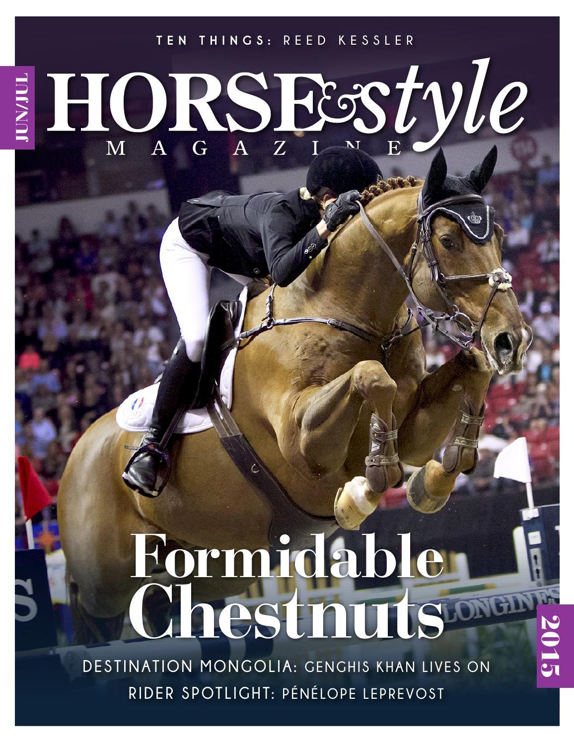 ISSUU - Horse & Style Magazine June/July 2015 by Horse ...