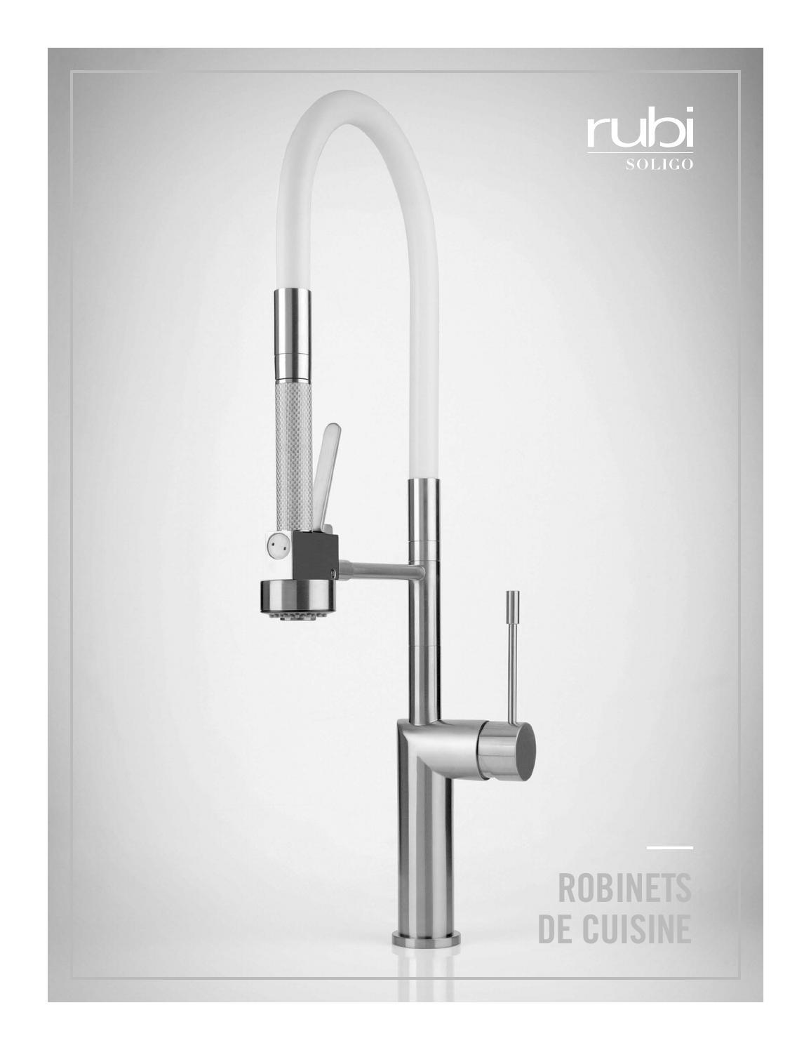 robinets de cuisine kitchen faucets lp rubi by rubi soligo 2 issuu. Black Bedroom Furniture Sets. Home Design Ideas