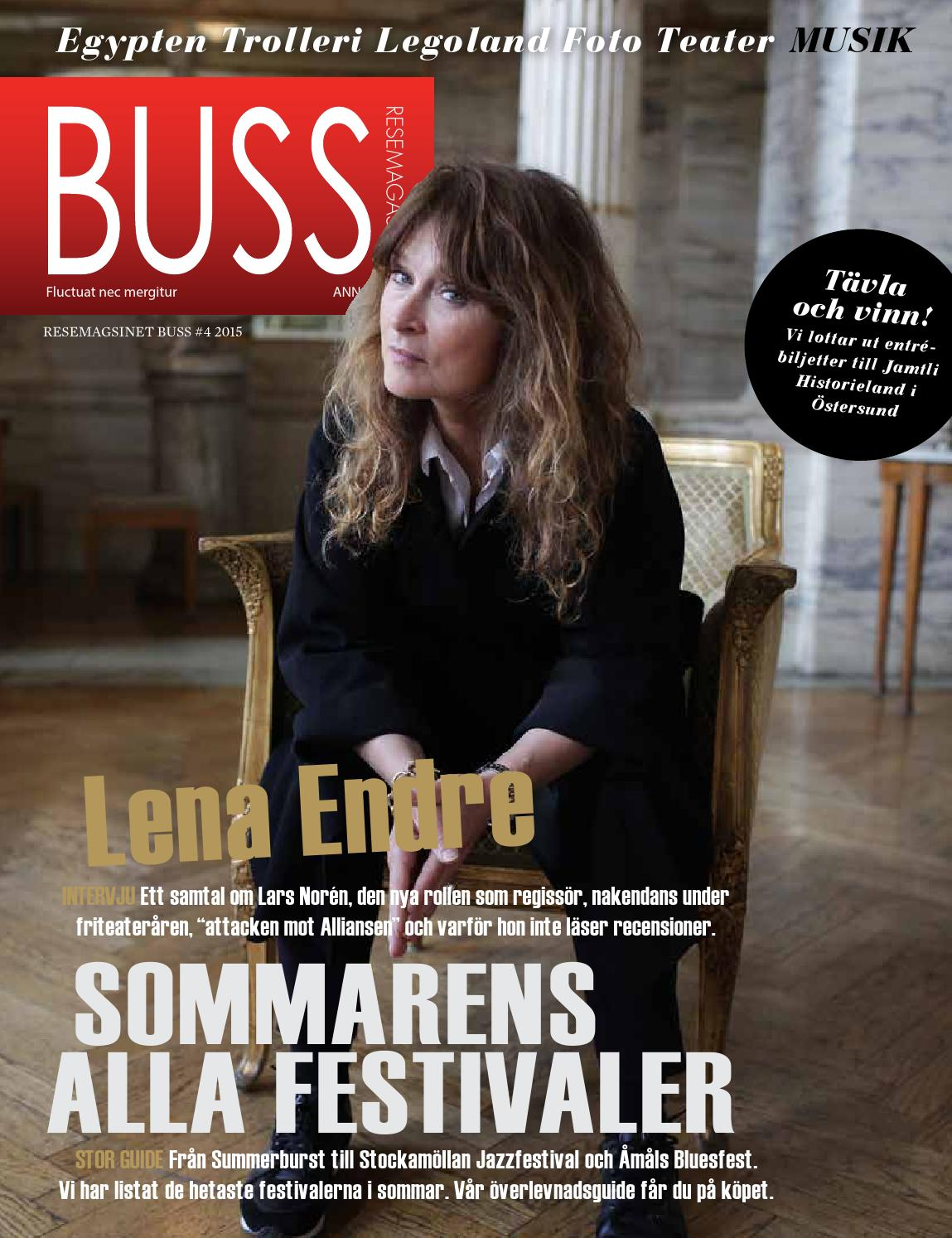 Resemagasinet Buss #4, 2015 by resemagasinetbuss - issuu