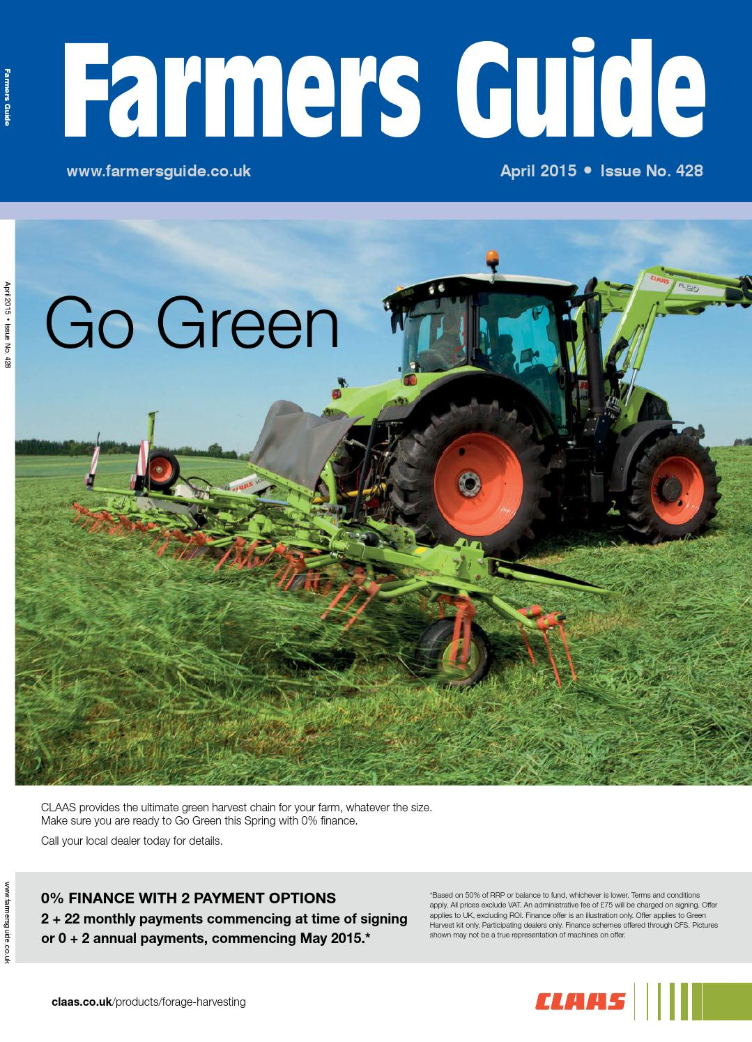 April 2015 by Farmers Guide - issuu