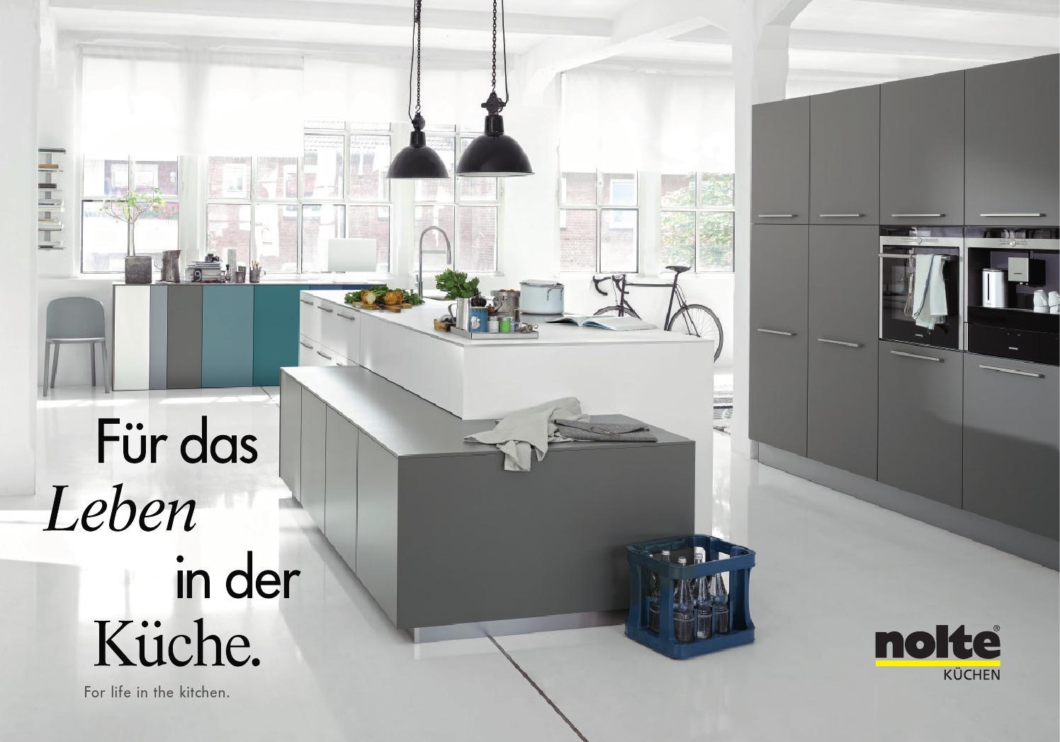 Nolte küchen 2016 by reikem gbr   issuu