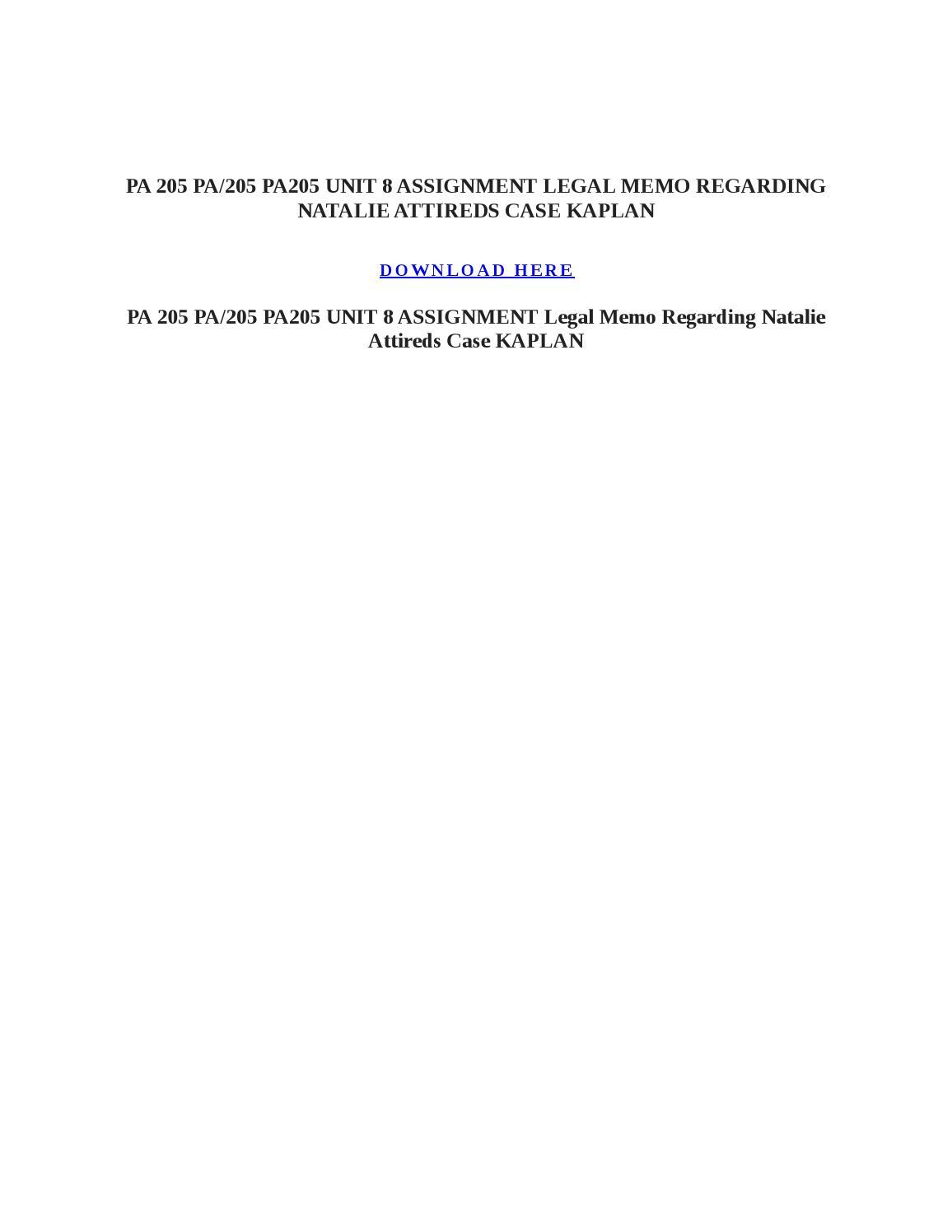 memo for unit 6 assignment L27, apr 12 (m), unit 7: lumping 1 reading memo | with your annotations l26,  apr 09 (f), unit 6: easy cases 4 (no new reading) l25, apr 07 (w), unit 6: easy.