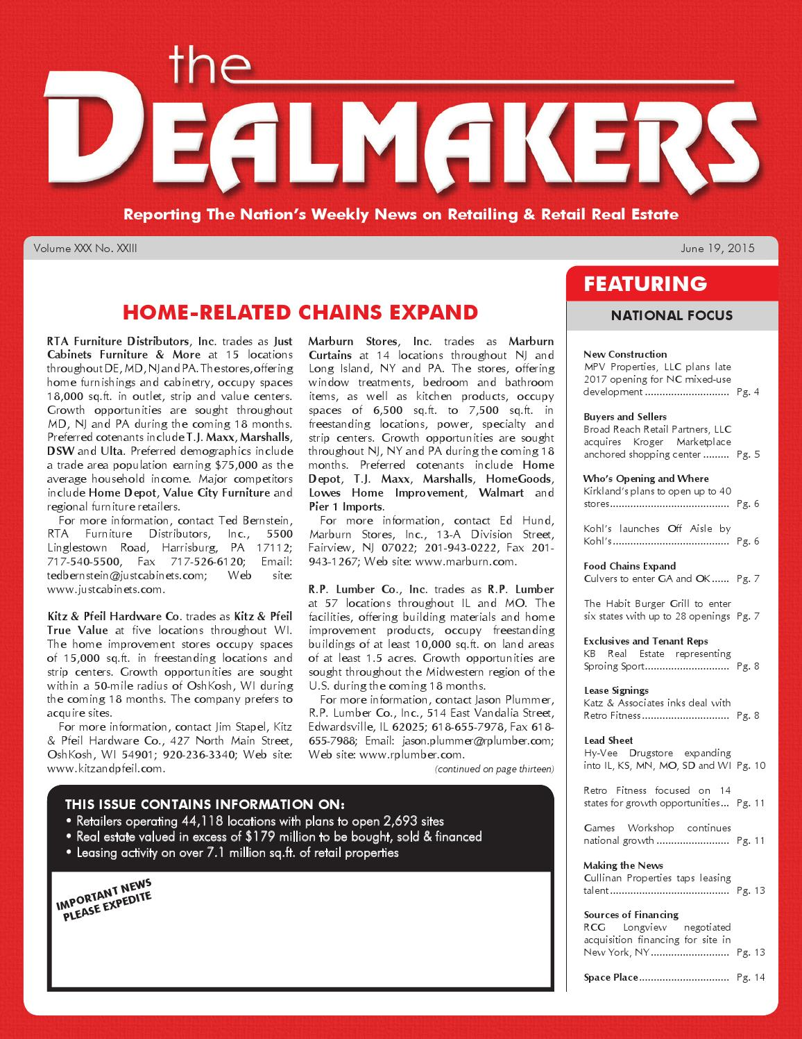 Dealmakers Magazine