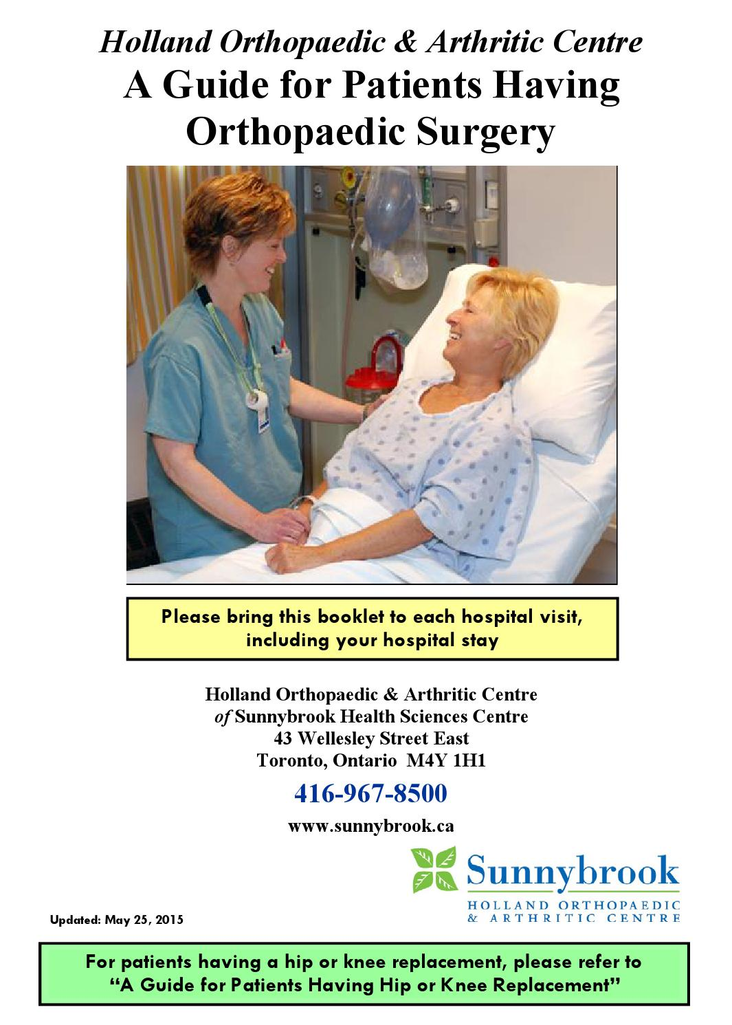 handbook of orthopedic surgery pdf
