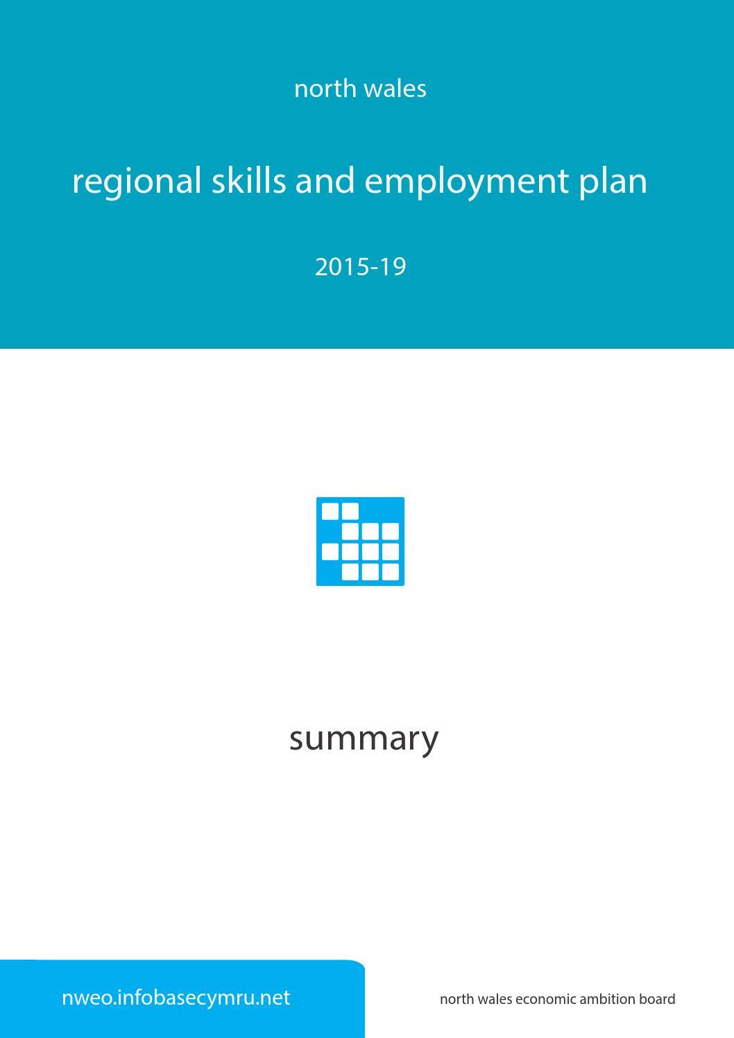 regional skills employment plan by north wales economic ambition regional skills employment plan by north wales economic ambition board issuu
