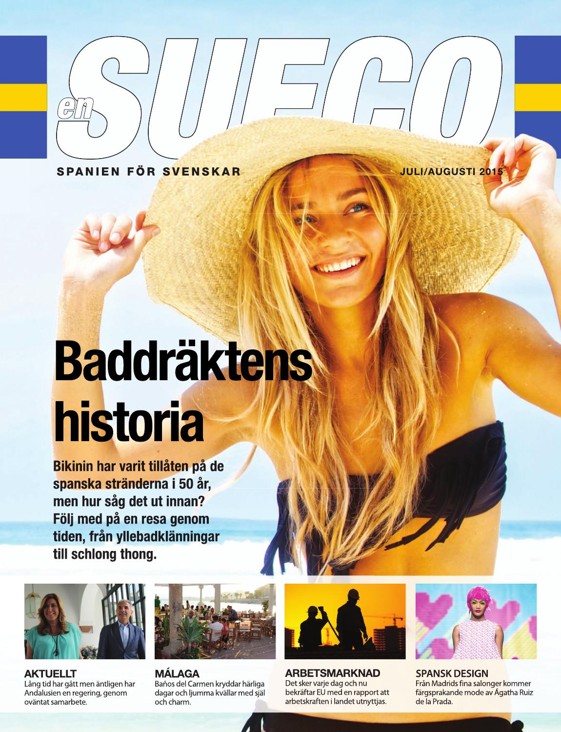 En sueco   juli och augusti 2015 by norrbom marketing   issuu
