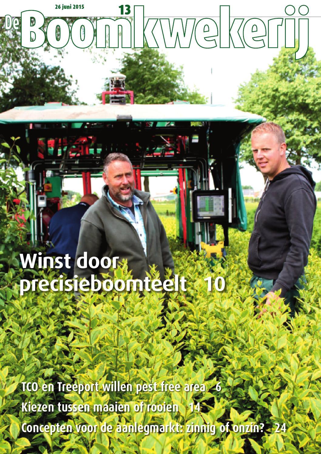 BKW_22-2014 by Stichting Vakinformatie Siergewassen - issuu