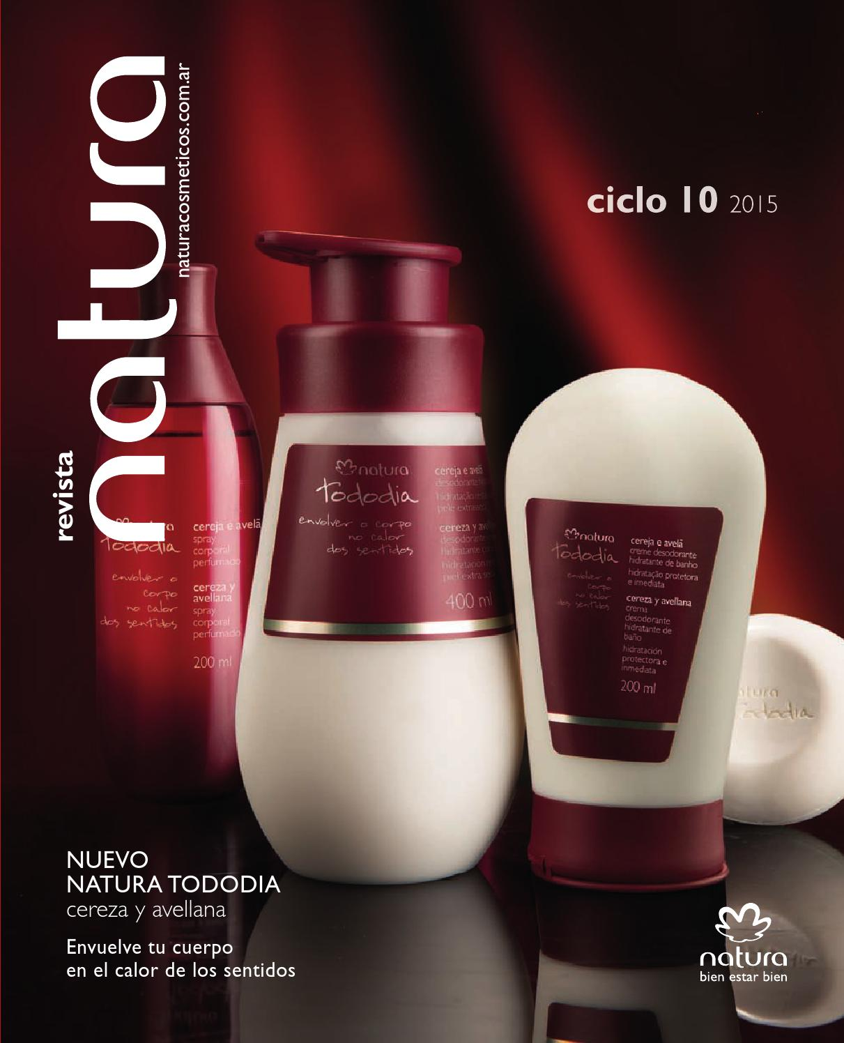 Image gallery natura cosmeticos catalogo for Natura catalogo online
