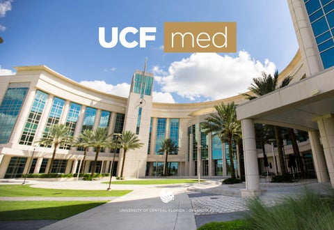 UCF College of Medicine Look Book 2015