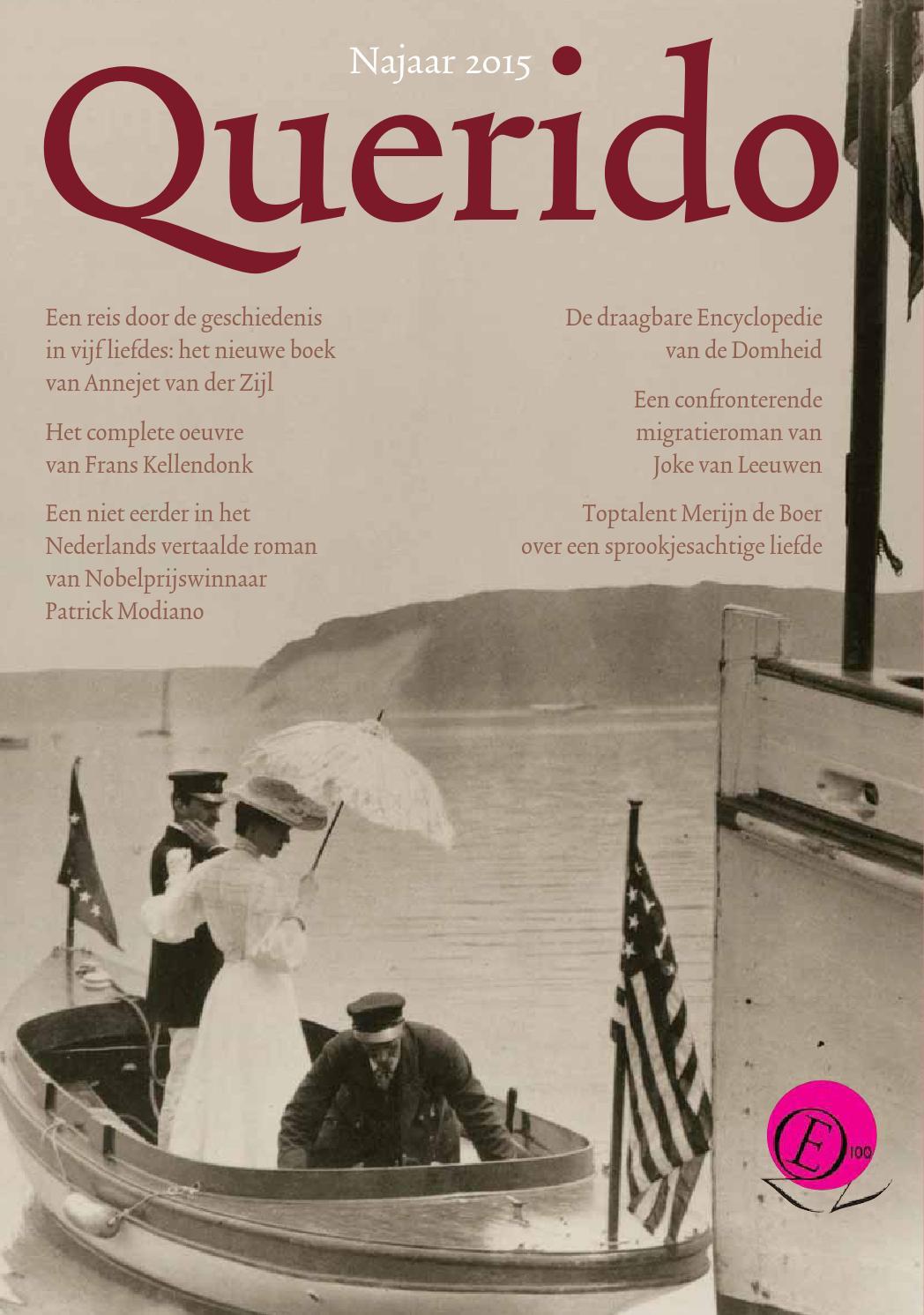 Prospectus querido najaar 2015 by singel uitgeverijen   issuu