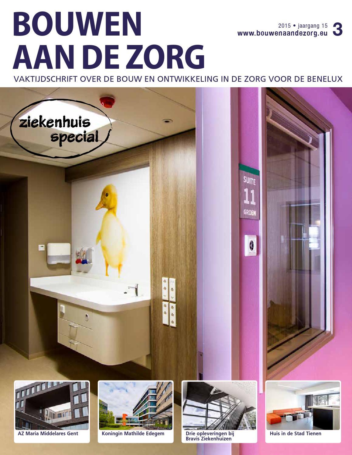 Bouwen aan de zorg 03 2014 by louwers uitgeversorganisatie bv   issuu