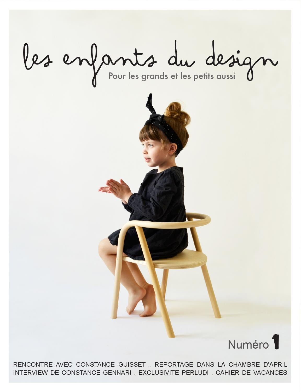 Le magazine num ro 1 by les enfants du design issuu - Les enfants du design ...