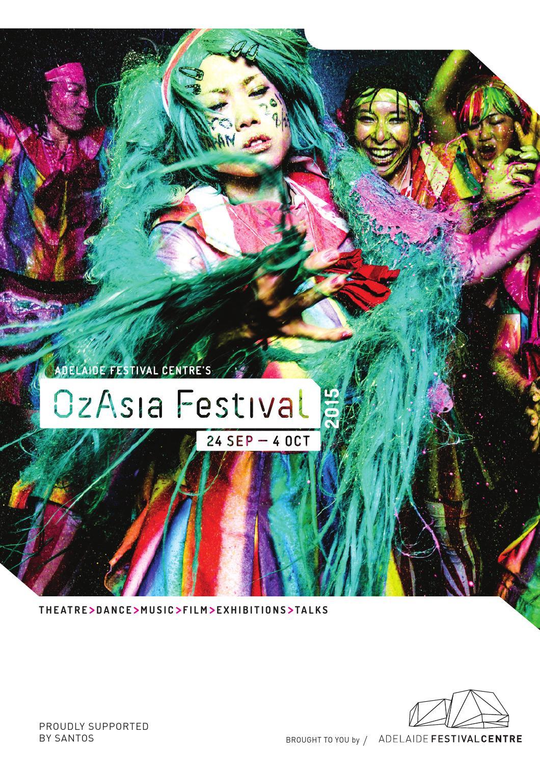 2013 OzAsia Festival Program by Adelaide Festival Centre - issuu