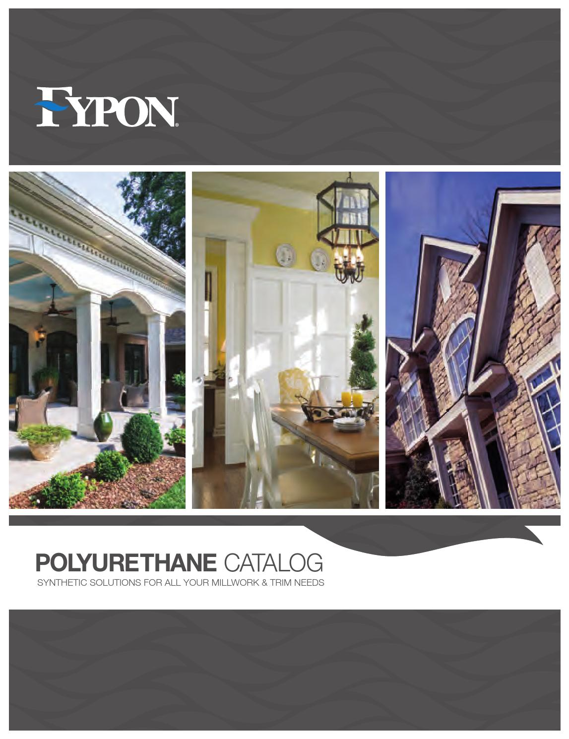 Fypon Catalog By Western Building Products Issuu