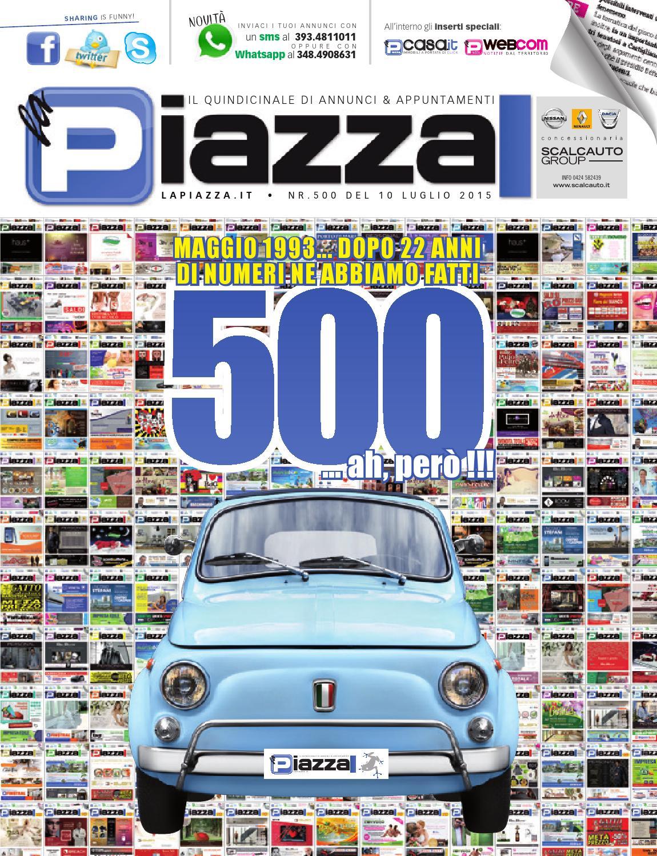 Online500 by la Piazza di Cavazzin Daniele - issuu