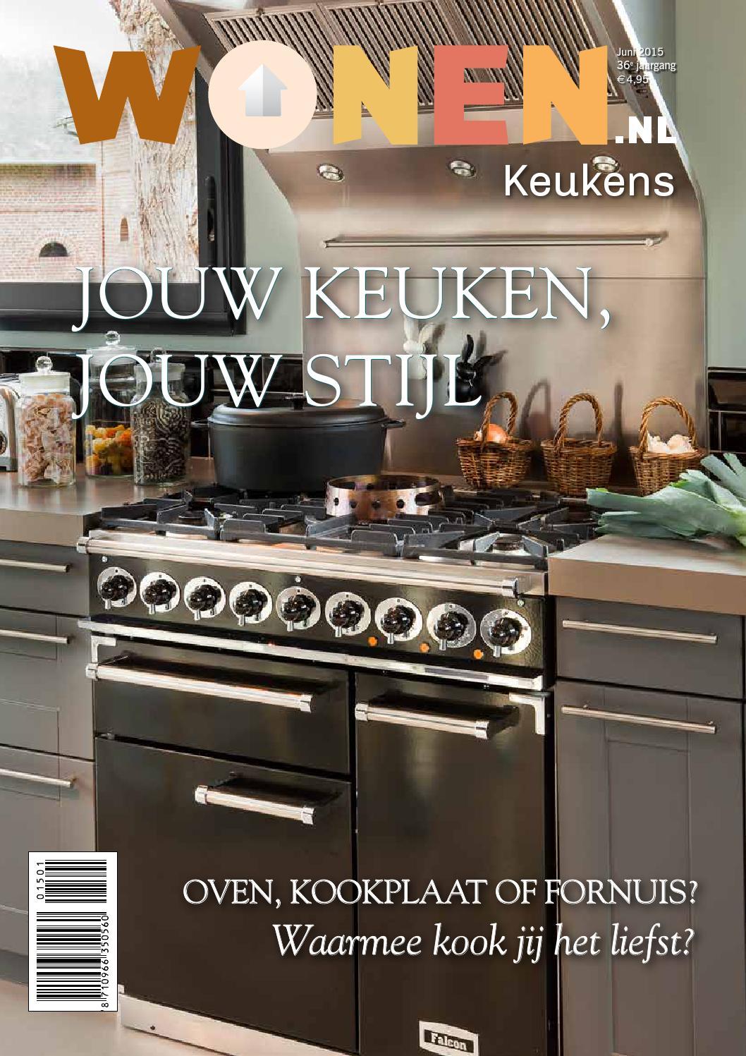 Wonen   keukens by wonen media   issuu