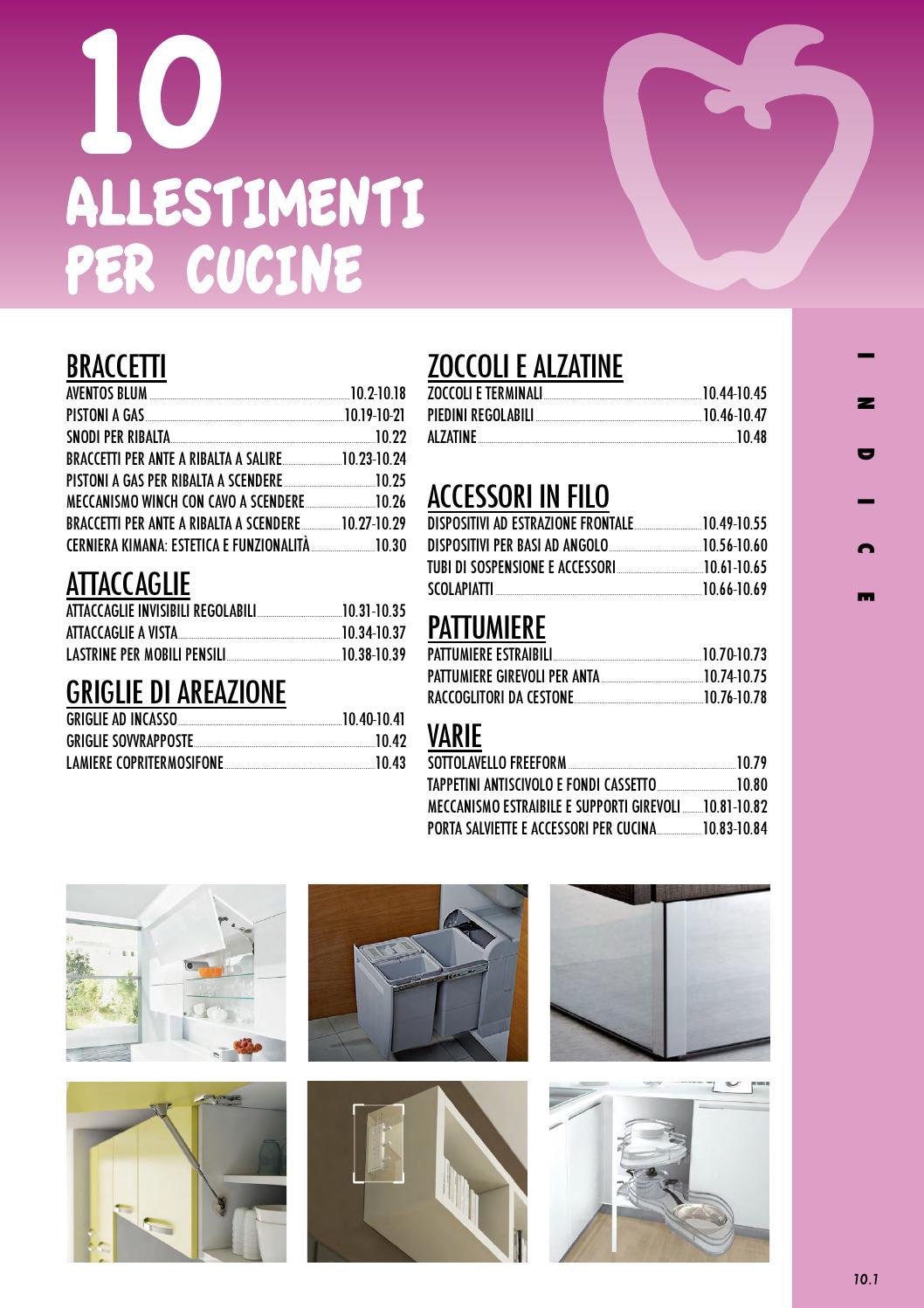 Allestimenti per cucine by giuseppe micillo issuu - Alzatine per cucine ...