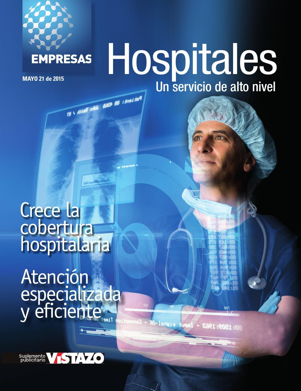 HOSPITALES: Un servicio de alto nivel by Vistazo.com - issuu
