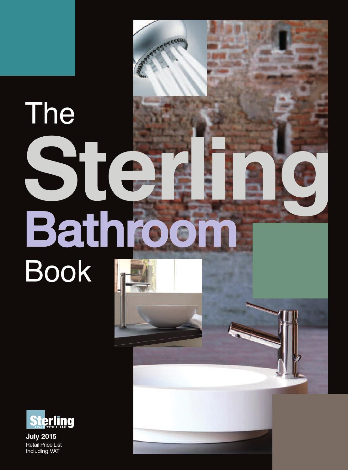 The Sterling Bathroom Book By Tim Cavanagh Issuu