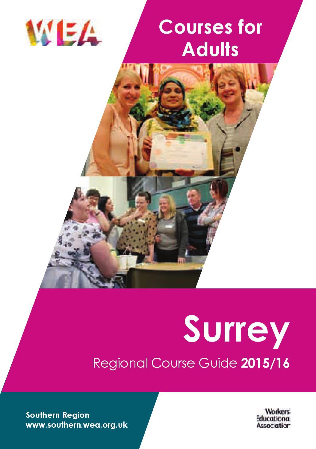 Surrey Adult Education 53