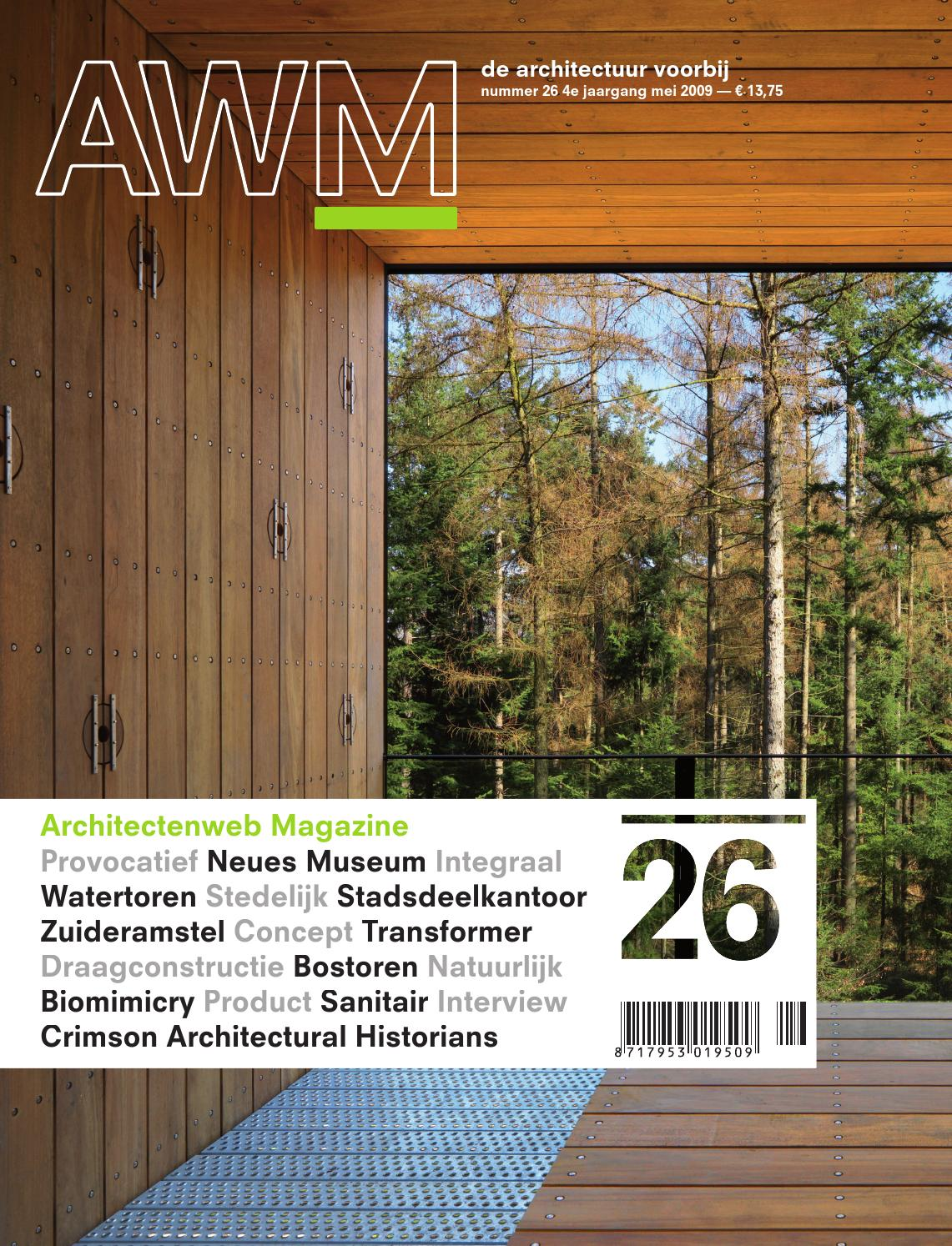 Awm 32 by architectenweb   issuu