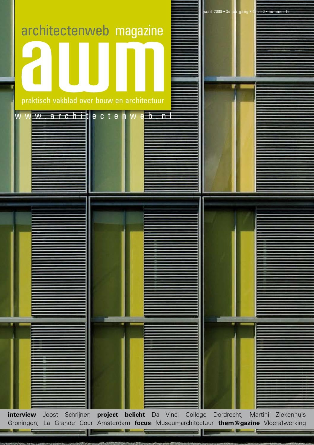 AWM 8 by Architectenweb - issuu