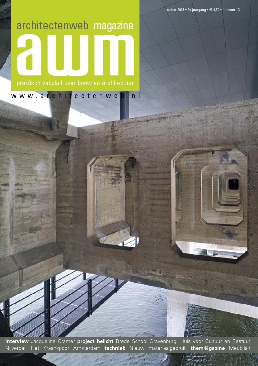 Awm 8 by architectenweb   issuu