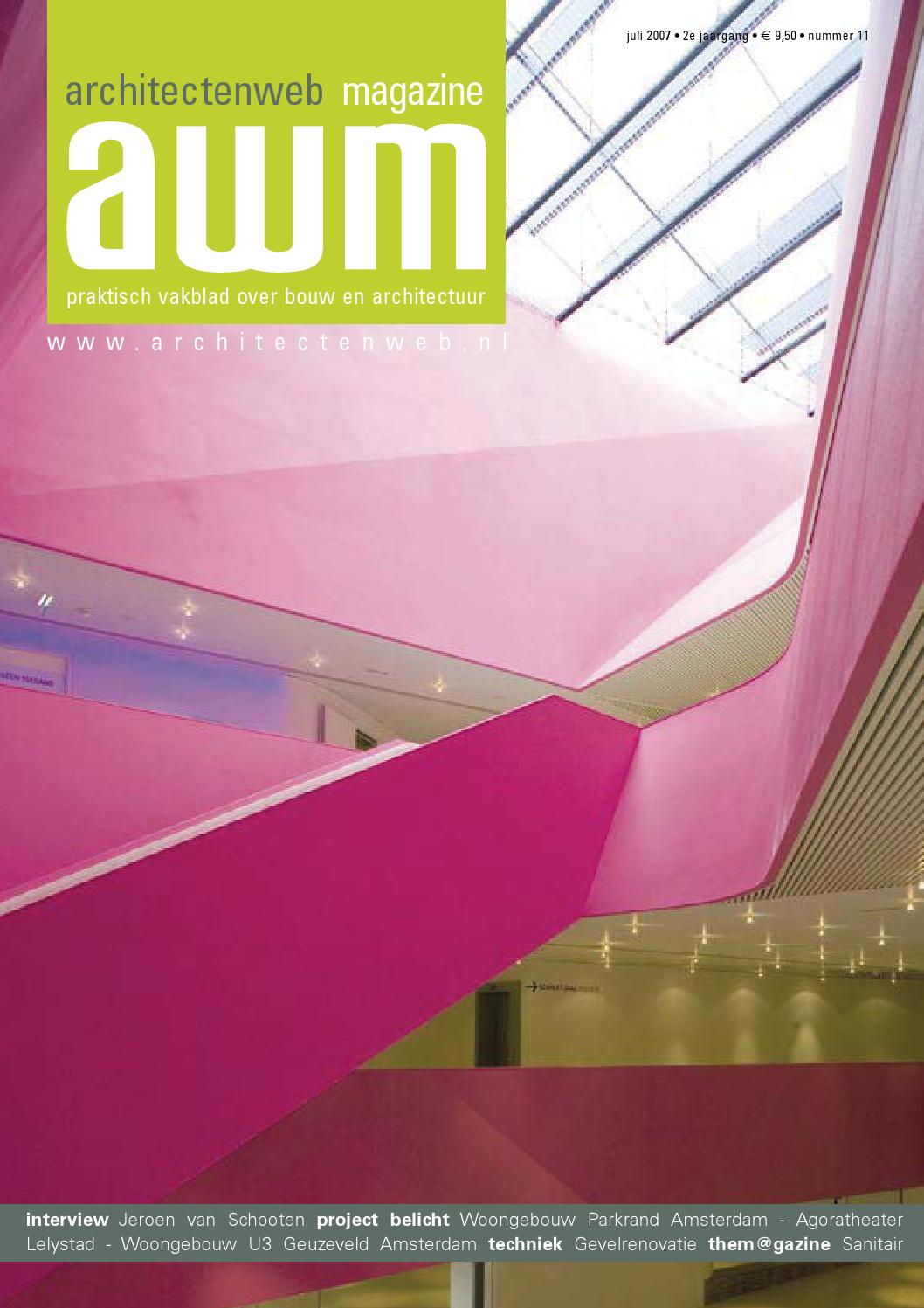 Awm 22 by architectenweb   issuu