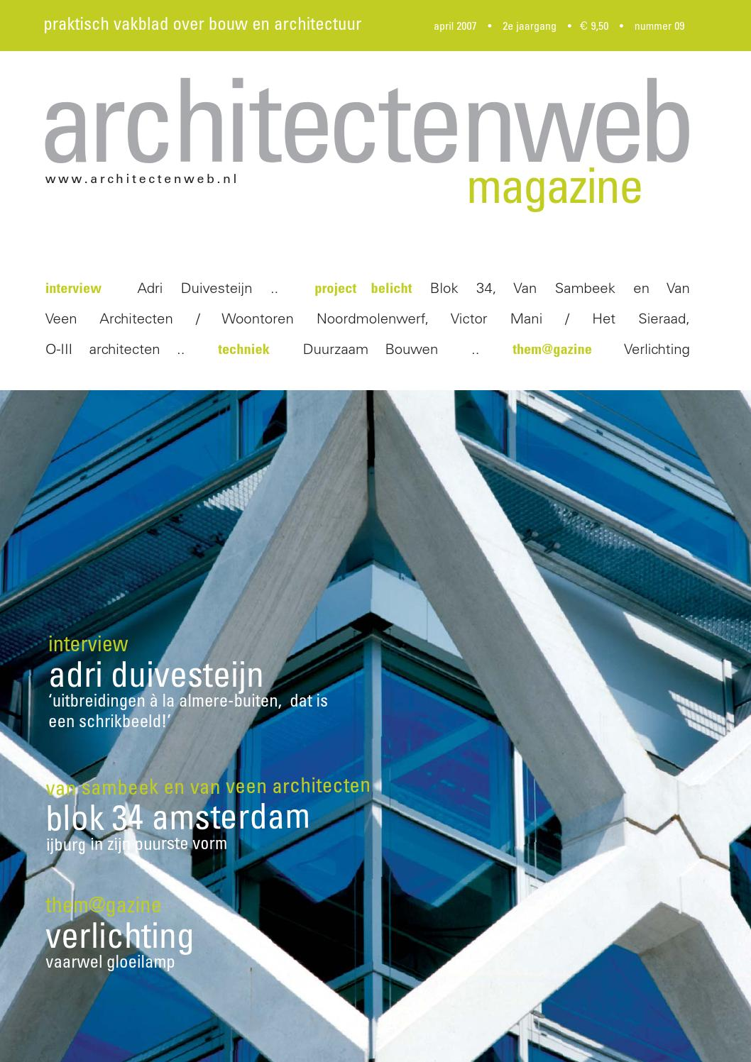 AWM 30 by Architectenweb - issuu