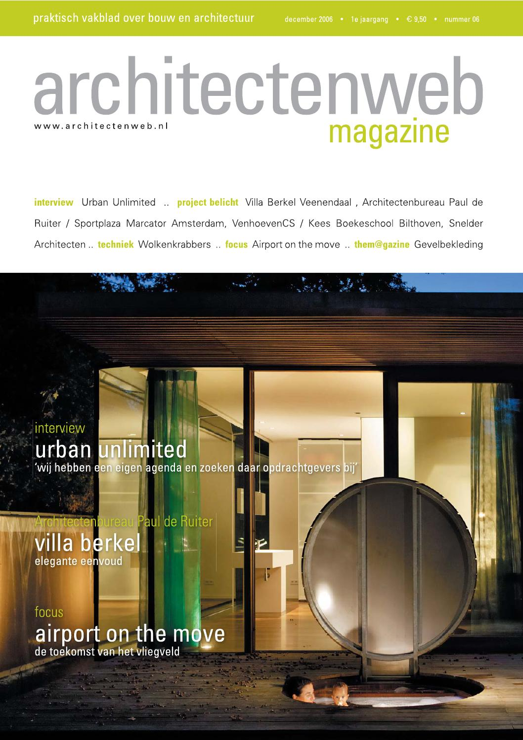Awm 6 by architectenweb   issuu