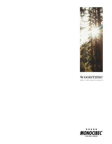 Monocibec - Woodtime
